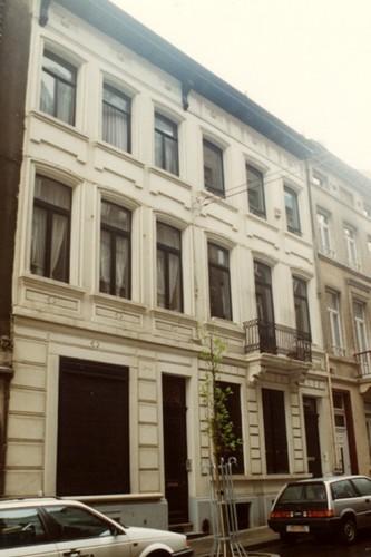 Dwarsstraat 3 en 5 (foto 1993-1995)