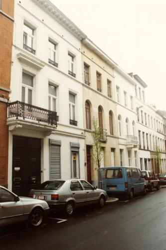 Dwarsstraat 51, 53 en 55 (foto 1993-1995)