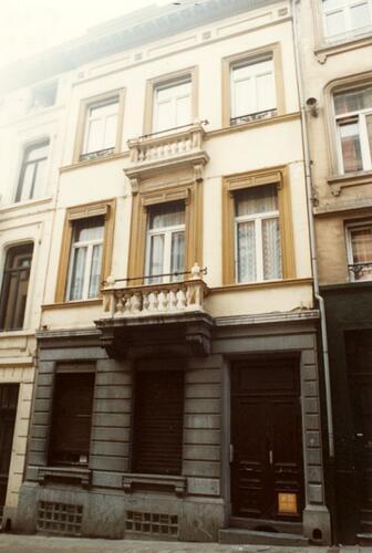 Rue Traversière 68 (photo 1993-1995)