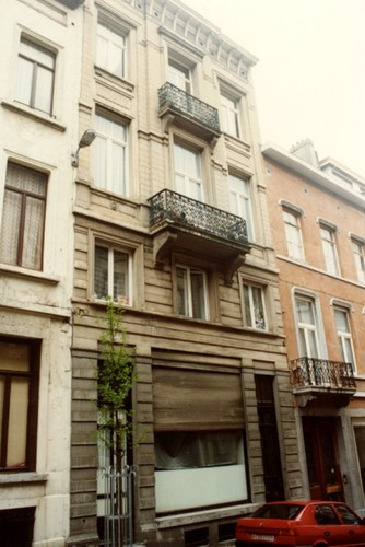 Rue Traversière 97 (photo 1993-1995)