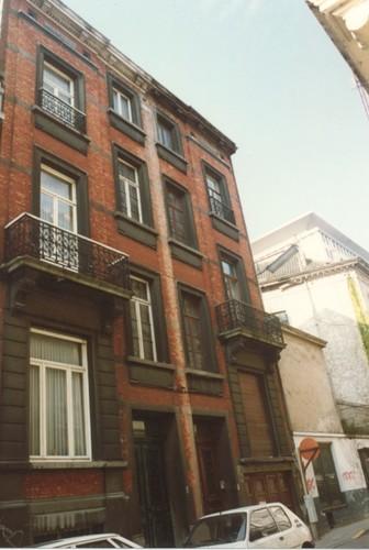 Rue de l'Union 6 et 8 (photo 1993-1995)
