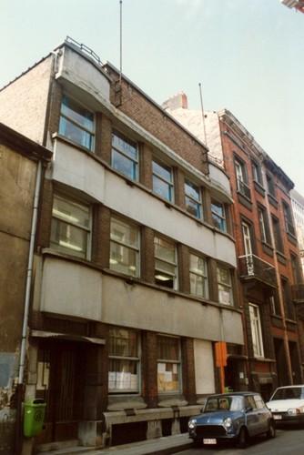 Rue de l'Union 10 - 10a (photo 1993-1995)
