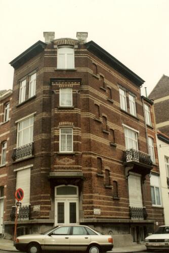 Vanderhoevenstraat 27 (foto 1993-1995)