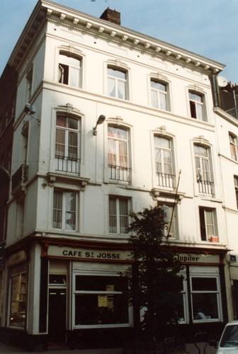 Rue Verbist 1 (photo 1993-1995)
