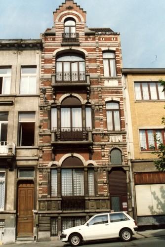 Rue Verbist 77 (photo 1993-1995)