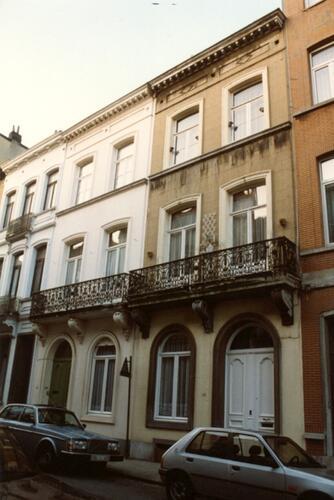 Rue de Verviers 10 et 12 (photo 1993-1995)