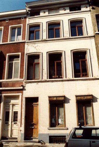 Rue Vonck 47 (photo 1993-1995)