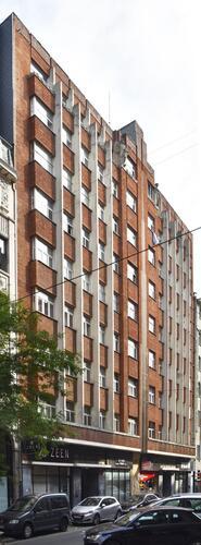 Rue de l'Autonomie 1-3-5-7-7a Rue Lambert Crickx 6-8-10