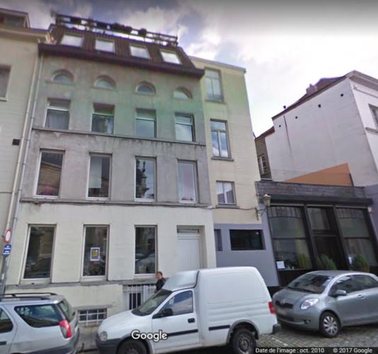 Rue du Marronnier 3, @ 2017 Google , 2010