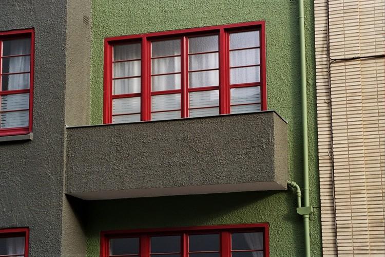 Borstwering, Nieuwelaan 84, Etterbeek, 1931, arch. Vital Coppe, 2005