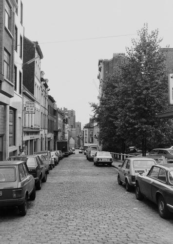 rue des Capucins, aspect rue, 1980