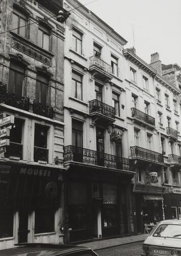 rue Jules Van Praet 11-13, 1979