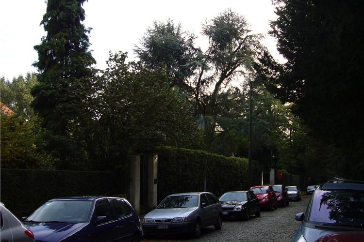 Vue de l'avenue Victoria à hauteur du no 27, 2007