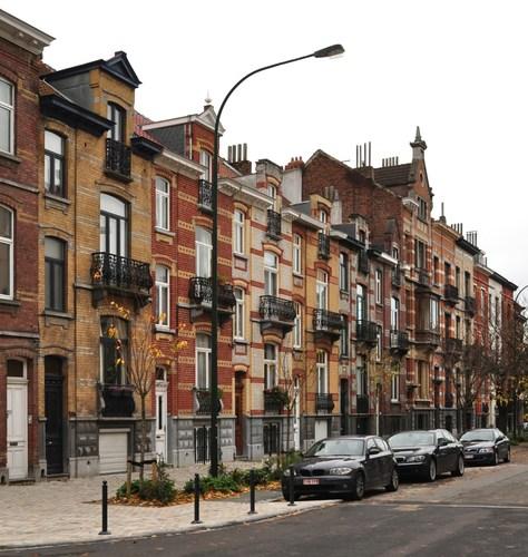 Avenue Émile Max 51 à 25, 2010