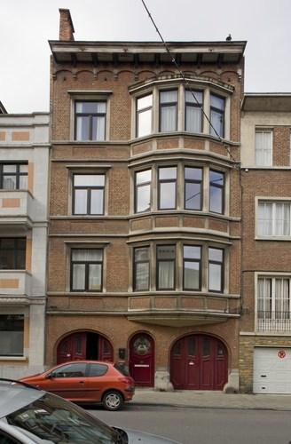 Rue Juliette Wytsman 53, 2012