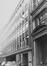 rue Brederode 11-13, 13A. Ancienne Banque d'Outremer ou Ancienne Banque Congo Belge, rue Thérésienne 14 et 16, angle rue Brederode, 1983