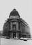 rue des Colonies 1-21, angle rue des Colonies et rue de la Chancellerie. Ancienne Caisse Générale de Reports et de Dépôts, 1980