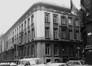 rue Ducale 6, angles rue de Louvain et rue de la Presse. Ancien Hôtel des Postes et de la Marine. Parlement Flamand., 1981