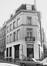 Rue Ernest Allard 18, angle rue Coppens, 1980