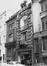 Rue Ernest Allard 24. Maison personnelle de l'architecte A.F. Franck,