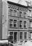 Ernest Allardstraat 47. Voormalige pastorie van St.-Jan en St.-Stefaan ter Minimen, 1980