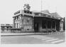 rue Ernest Allard 49. Ancienne École Moyenne A, Athénee Robert Catteau, [s.d.]