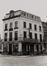 Place du Grand Sablon 44-45, façade rue des Minimes 2-10, 1980