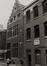 Hoogstraat 132, hoek Rodepoort. Bruegelhuis., 1980
