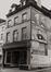 rue Haute 158, angle rue de l'ÉpéeAncien Chapelier., 1980
