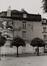 rue Haute 158. Ancien Chapelier, façade rue de l'Épée., 1980