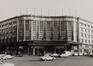Carrefour de l'Europe. Gare centrale, îlot Putterie, Cantersteen et boulevard de l'Impératrice, 1980