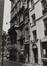 rue Joseph Stevens 27, façade rue des Pigeons., 1980