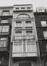 rue Joseph Stevens 29, détail étages., 1980