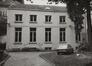 Wolstraat 3-5. Geheel van neoclassicistische herenhuizen. Voormalig