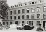 Wolstraat 17, hoek J. Dupontstraat, binnenplaats. Voormalig