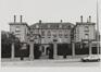 rue aux Laines 23. Hôtel de Mérode-Westerloo, façade place Poelaert., [s.d.]