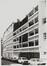 Rue aux Laines 65. Immeuble à appartements du Foyer Bruxellois, 1984
