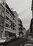 Rue aux Laines 65. Immeuble à appartements du Foyer Bruxellois, 1980