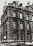 Leuvenseweg 15 tot 21, hoek Hertogstraat ; binnenblok Leuvenseweg, Drukpersstraat, Hertogstraat en Henri Beyaertstraat. Voormalig Ministerie van de Spoorwegen, Post, Telegrafie en Zeevaart, 1981