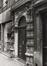 Rue des Minimes 14-16, angle petite rue des Minimes, 1980
