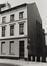 Rue des Minimes 29, angle rue des Chandeliers, 1980
