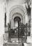 Rue des Minimes 62. Église Saints-Jean-et-Etienne aux Minimes, intérieur baptistère, [s.d.]