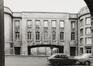 Mont des Arts. Palais des Congrès, ailes est, rue Ravenstein 2, 1980