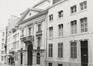 rue de Namur 4-12. Ancienne abbaye de Coudenberg., 1981
