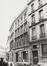 rue de Namur 48-52, voir aussi rue Brederode 11-13 et 13A  et rue Thérésienne 14. Ancienne Banque d'Outremer, 1981