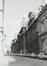 Rue des Petits Carmes 26 (20 à 34). Caserne Prince Albert, façade principale, 1980