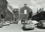 Rue des Petits Carmes 26 (20 à 34). Caserne Prince Albert, plaine des manœuvres, 1980