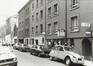 Voorzorgsstraat 41-43, hoek Wolstraat., 1980