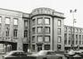 Mont des Arts, angle rue Ravenstein 2, Palais des Congrès, 1980