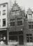 Rue de Rollebeek 7 et 9. Ancienne auberge